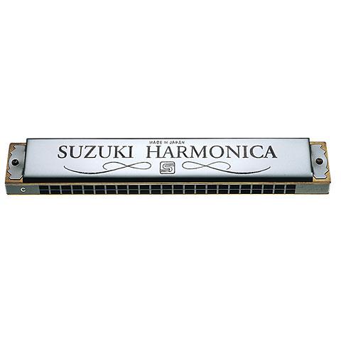 Armónica trémolo Suzuki SUA-23 A-Dur