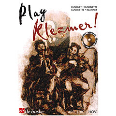 De Haske Play Klezmer Clarinet « Recueil de Partitions