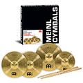 """Becken-Set Meinl HCS 13""""/14""""+10"""" & Sticks Cymbalset"""