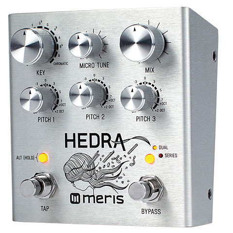 Effektgerät E-Gitarre Meris Hedra