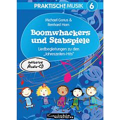 Kontakte Musikverlag Praktisch! Musik 6 - Boomwhackers und Stabspiele « Lehrbuch