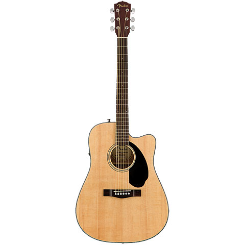 Westerngitarre Fender CD-60SCE NAT