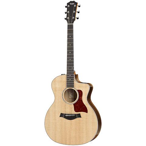 Guitare acoustique Taylor 214ce-K DLX
