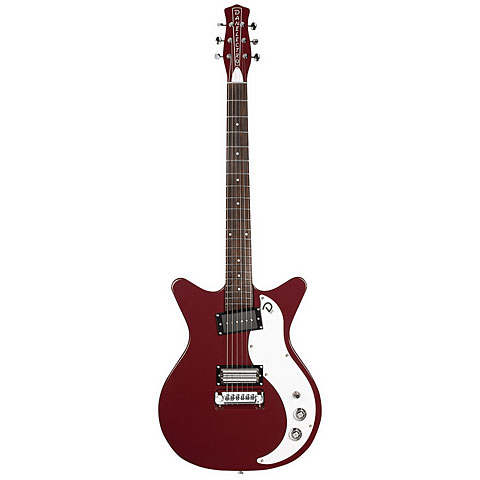 Danelectro 59X Dark Red « Electric Guitar
