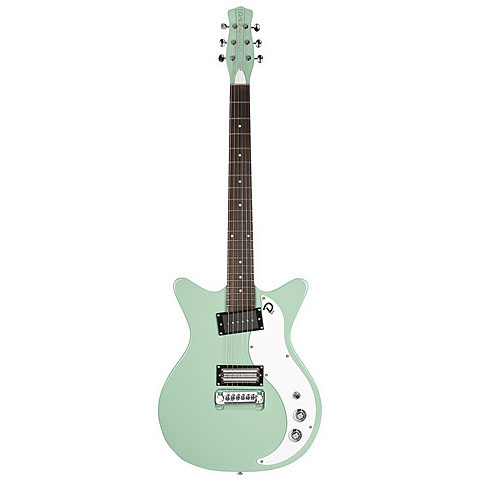 Danelectro 59X Light Aqua « Electric Guitar