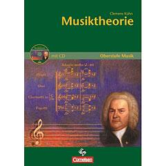 Lugert Musiktheorie -- Erleben - Verstehen - Lernen (+CD) « Leerboek