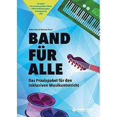Lugert Band für alle (+CD) : Das Praxisppaket für den inklusiven Musikunterricht « Teoria musical