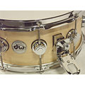 "Snare Drum DW Satin Oil 14""x 6,5"" Natural Maple Snare Drum"