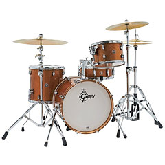 "Gretsch Drums Catalina Club 18"" Bronze Sparkle Shellset « Batterie acoustique"