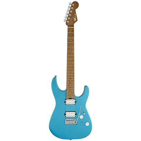 Charvel Pro-Mod DK24 HH 2PT CM MBLFRST « Guitarra eléctrica