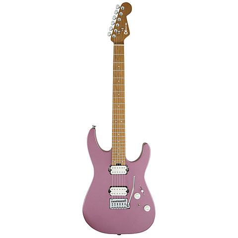 Charvel Pro-Mod DK24 HH 2PT CM STNBGYMST « Guitare électrique