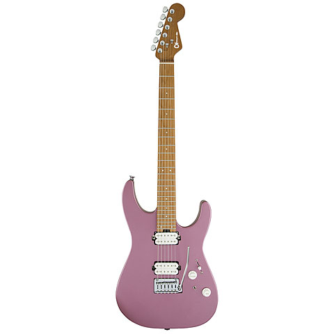 Charvel Pro-Mod DK24 HH 2PT CM STNBGYMST « Electric Guitar
