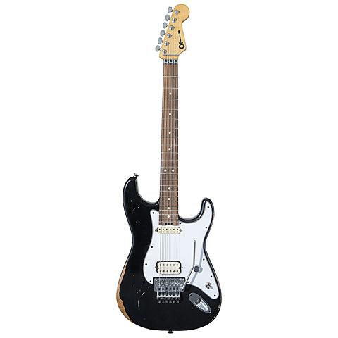 Charvel Super StockSC-1 BLK RELIC « Guitarra eléctrica