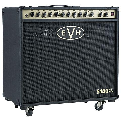 Amplificador guitarra eléctrica EVH 5150 III EL34 1x12 50 W