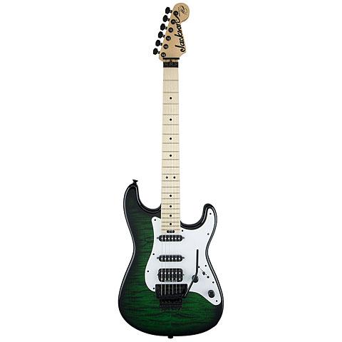 Jackson USA Signature Adrian SIG SD TR GRN « Guitare électrique
