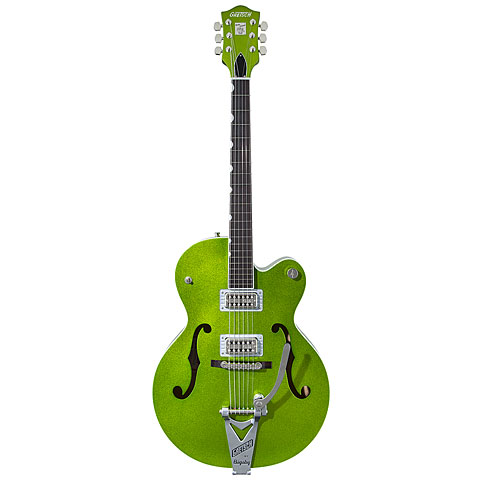 Gretsch Guitars G6120T BSHR ECG Brian Setzer Signature « Guitare électrique