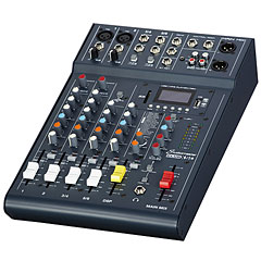 Studiomaster Club XS6 « Console analogique