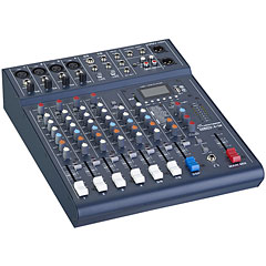 Studiomaster Club XS8 « Console analogique