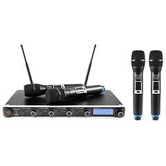 Omnitronic UHF-304 « Funkmikrofon