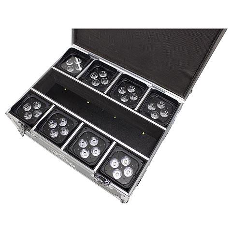 Sagitter Kit 8 x Bati 4 DLH 1 x Case