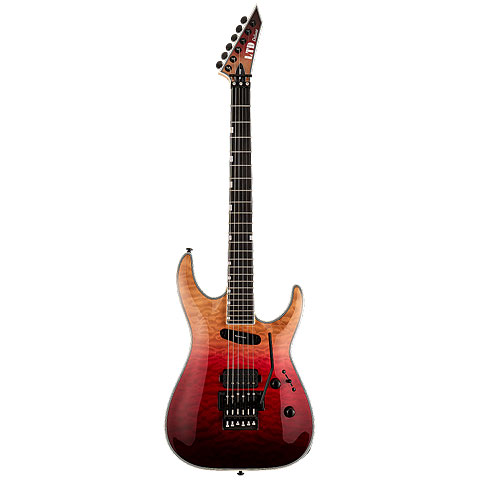 ESP MH1000HSQM BCHFD « Electric Guitar
