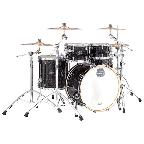 "Mapex Saturn V MH Tour Edition 22"" Black Pearl"