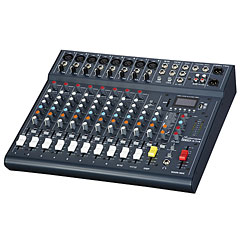 Studiomaster Club XS12 « Console analogique