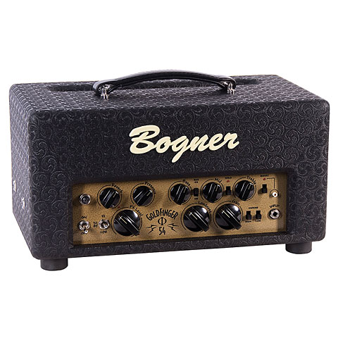 Guitar Amp Head Bogner Goldfinger 54 PHI Head