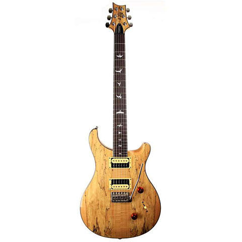 PRS SE Custom 24 Spalt Top ltd.Ed. Nat. « Guitarra eléctrica