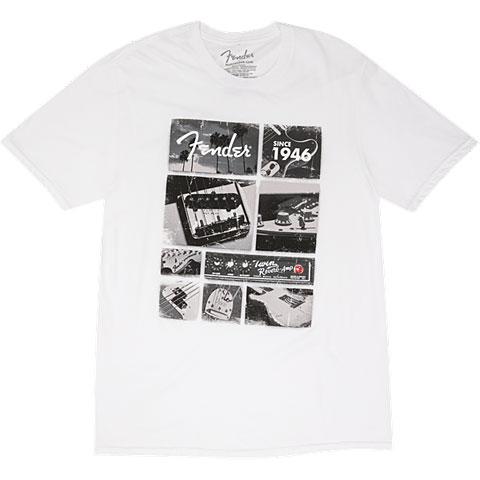 T-Shirt Fender Vintage Parts M