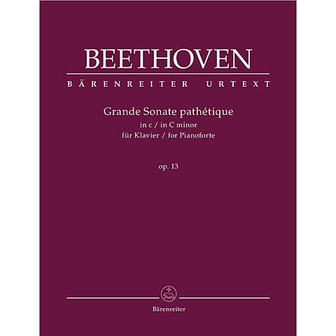 Bärenreiter Beethoven Grande sonate pathétique c-Moll op.13