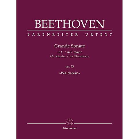 """Bärenreiter Beethoven Grande sonate C-Dur op.53: """"Waldstein"""""""
