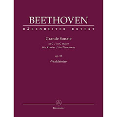 "Bärenreiter Beethoven Grande sonate C-Dur op.53: ""Waldstein"" « Music Notes"