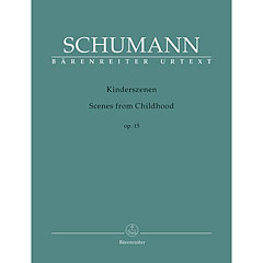 Bärenreiter Schumann Kinderszenen op.15 « Music Notes
