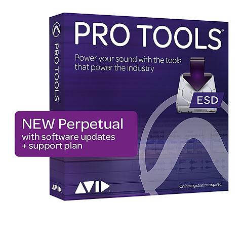 Avid Pro Tools Perpetual License ESD