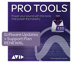 Avid Pro Tools Upgrade Plan Renewal ESD « DAW-Software