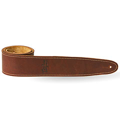 Taylor Suede Back Medium Brown « Guitar Strap