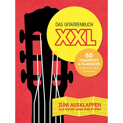 Notenbuch Bosworth Das Gitarrenbuch XXL