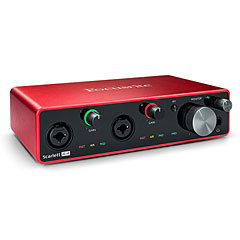 Focusrite Scarlett 4i4 3rd Gen « Interface de audio