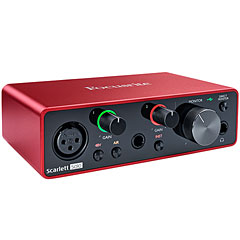 Focusrite Scarlett Solo 3rd Gen « Audio Interface