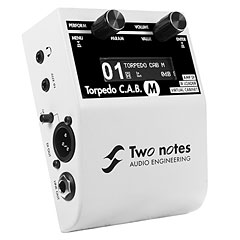 Two Notes Torpedo C.A.B. M « Tool de grabación