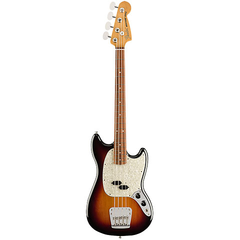 Fender Vintera Series 60's Mustang Bass 3TS « Electric Bass Guitar