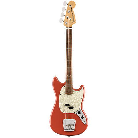 Fender Vintera Series 60's Mustang Bass FRD « Electric Bass Guitar