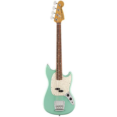 Fender Vintera Series 60's Mustang Bass SFMG « Bajo eléctrico