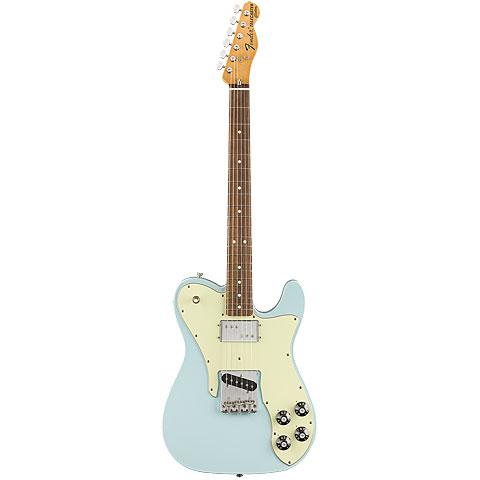 Fender Vintera 70's Tele Custom SBL « Guitare électrique