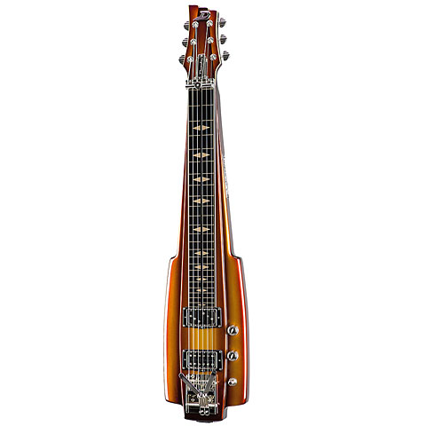 Duesenberg Fairytale Lapsteel Goldburst « Guitarra eléctrica