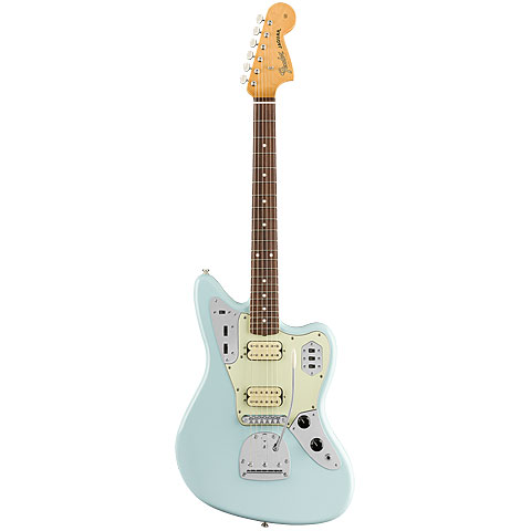 Fender Vintera 60's Jaguar MOD SBL « E-Gitarre