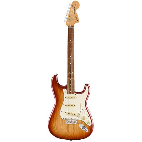 Guitare électrique Fender Vintera 70's Strat SSB