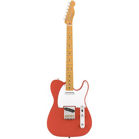 Fender Vintera 50's Tele FRD « Guitare électrique