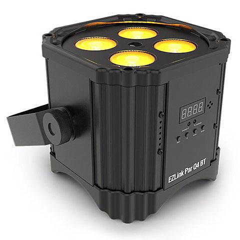 Luz de batería Chauvet DJ EZLink Par Q4BT